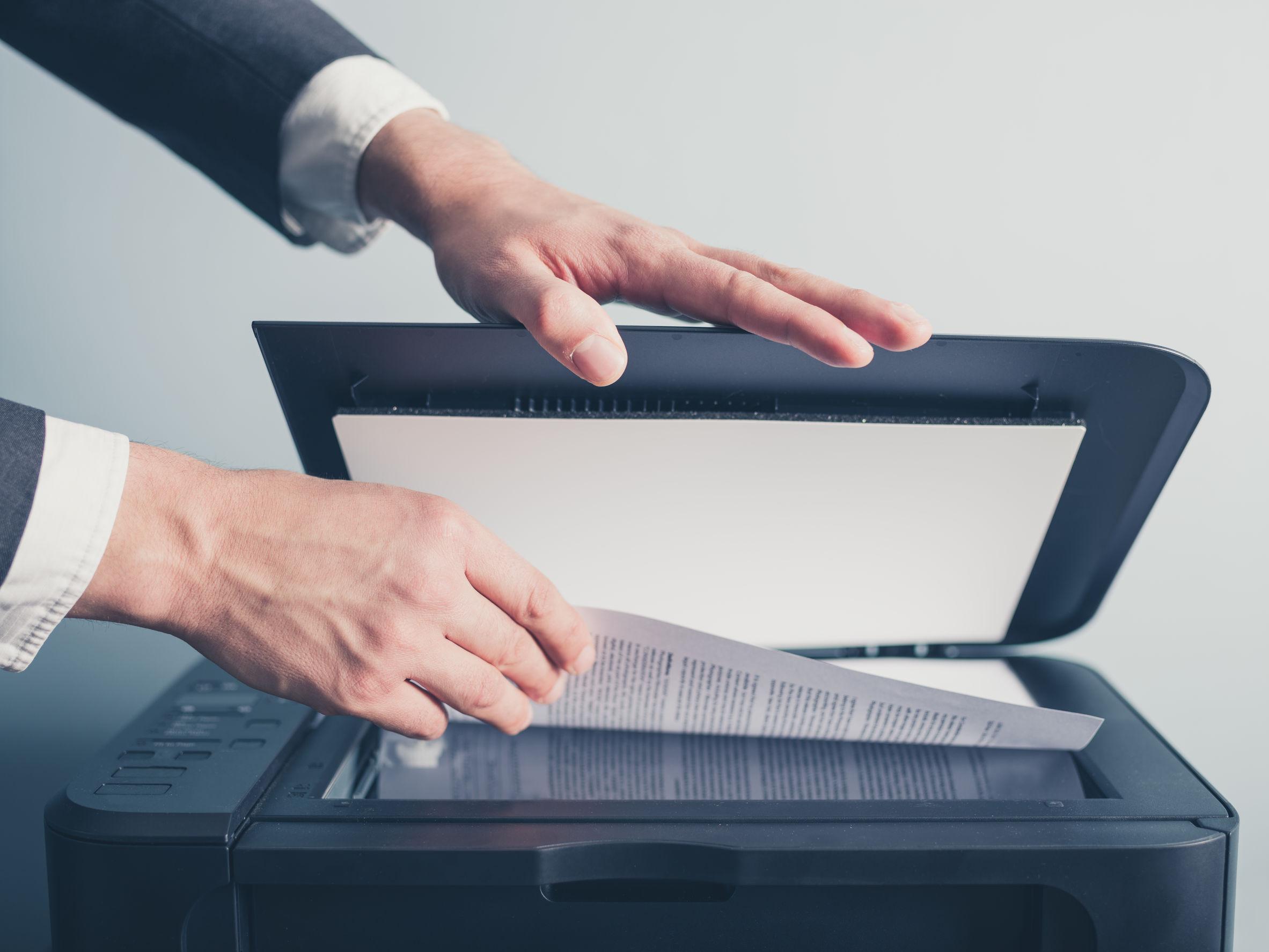 Escáner-de-documentos