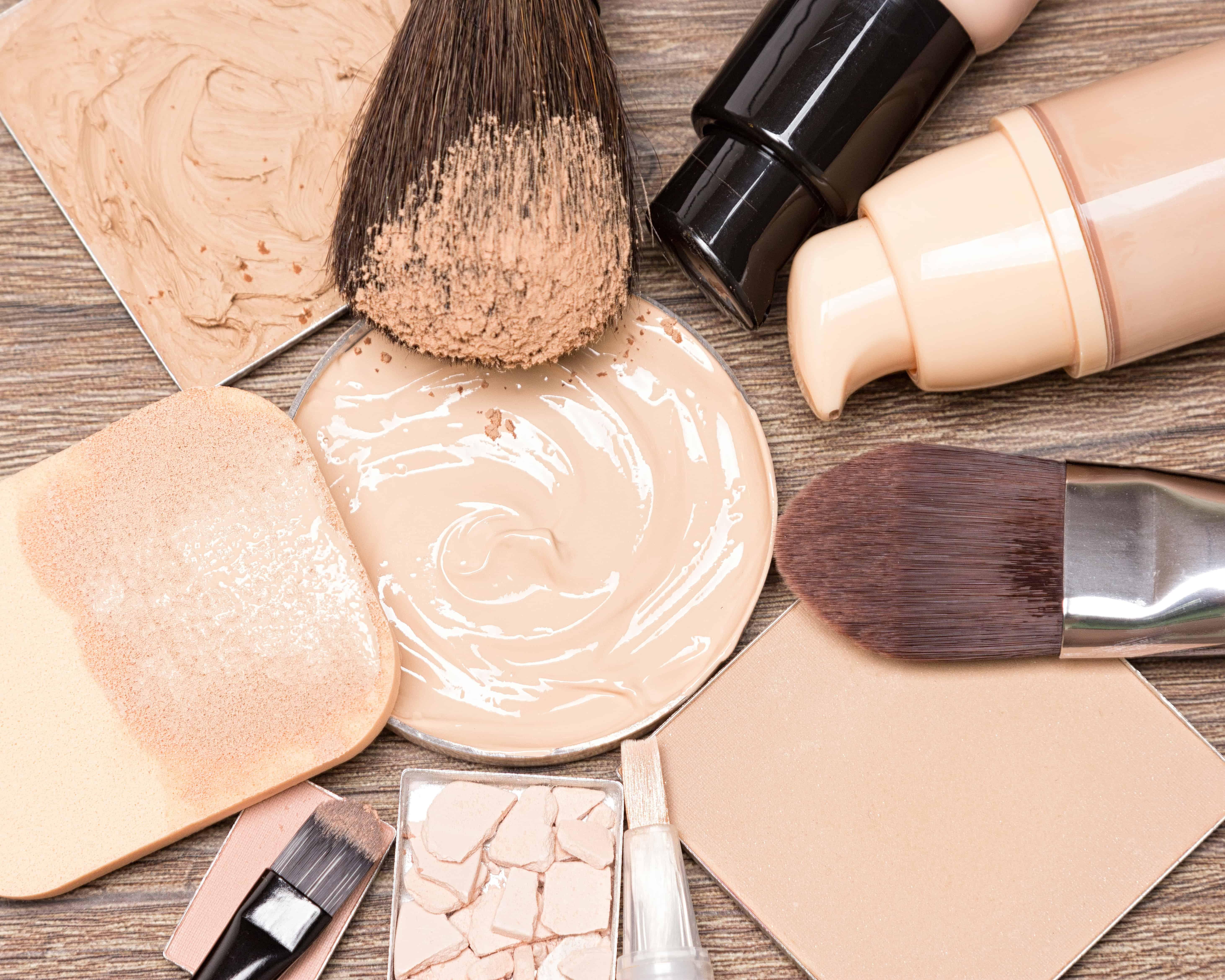 Bases de maquillaje