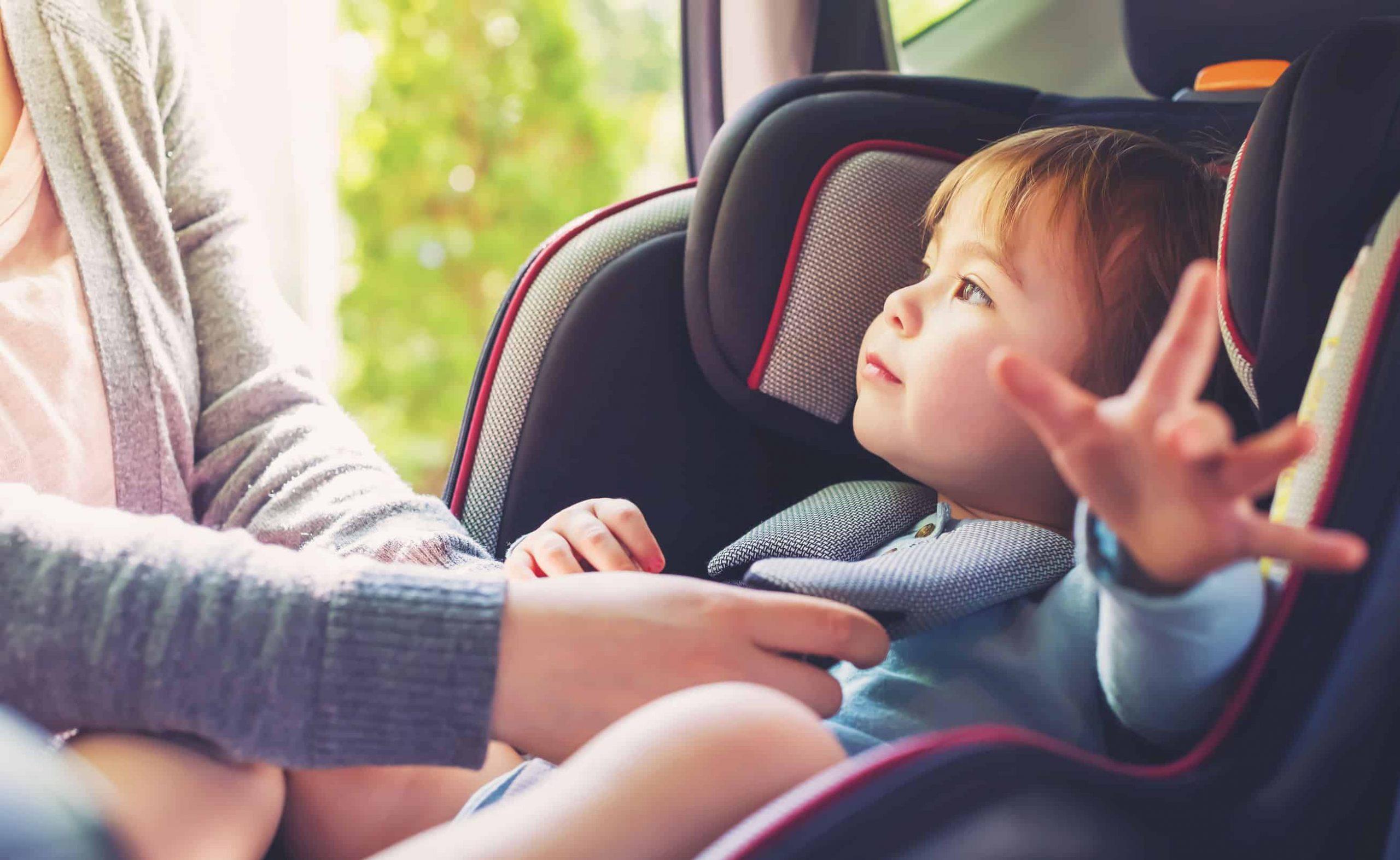 Asiento infantil para auto: ¿Cuál es el mejor del 2020?