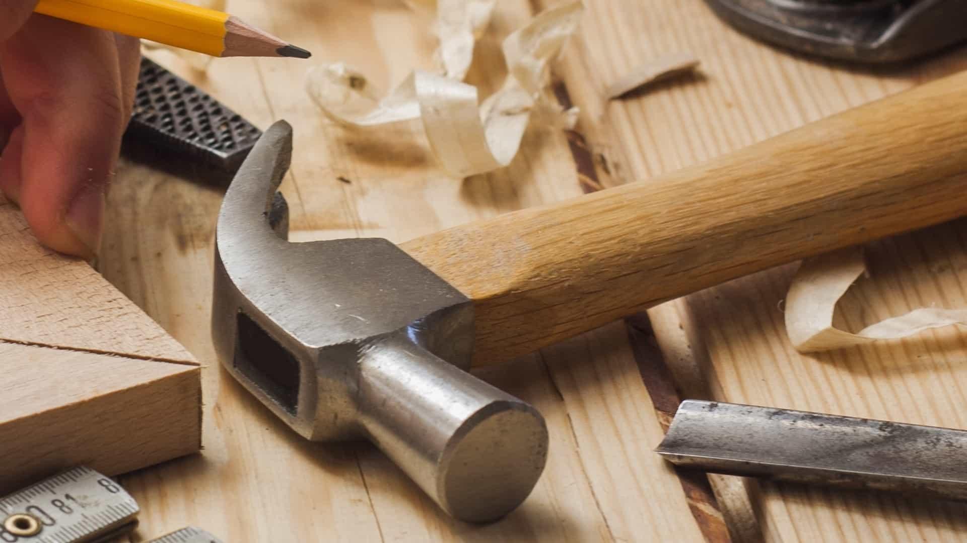 Martillos de carpintero: ¿Cuál es el mejor del 2020?