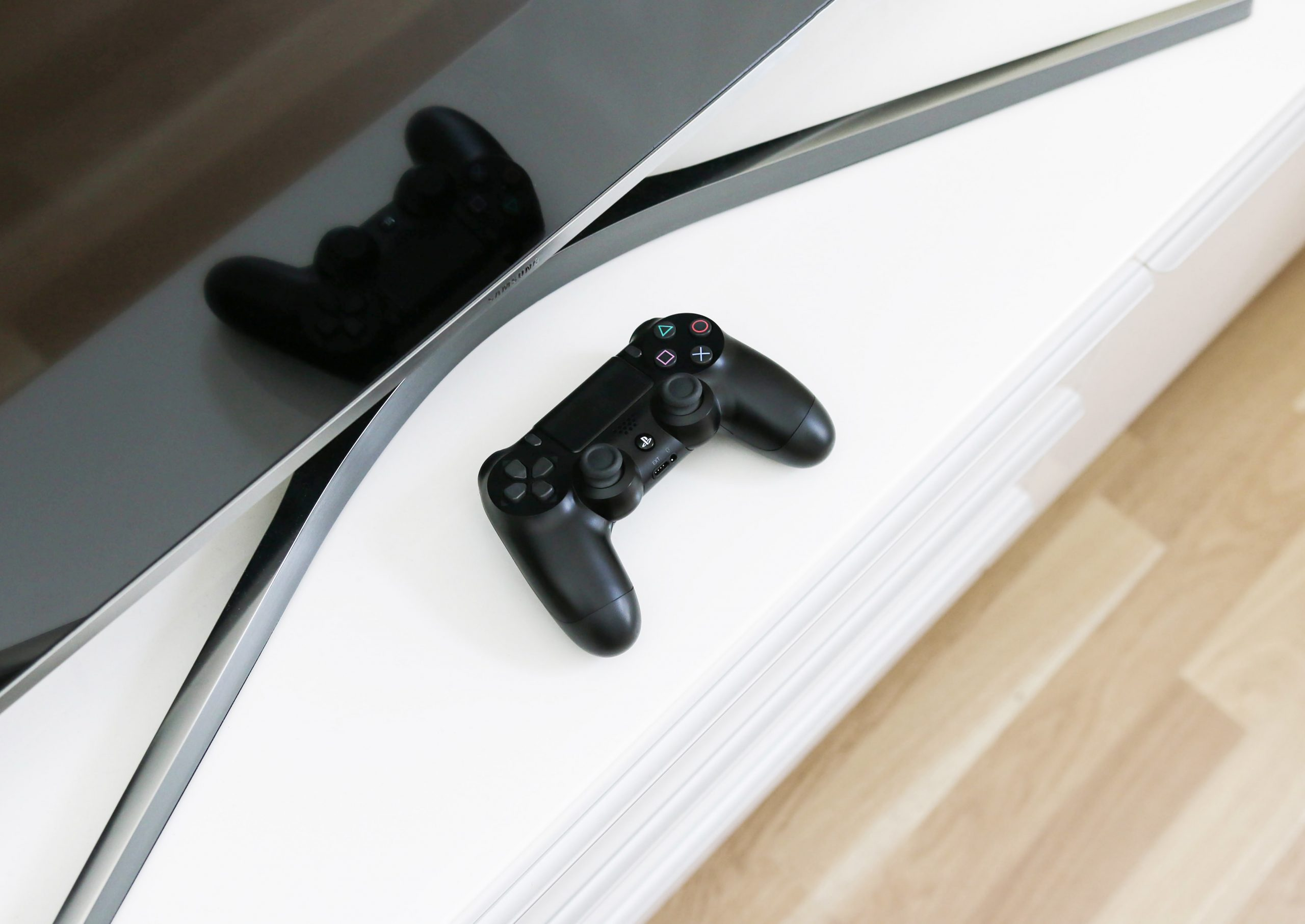 Joysticks para PS4