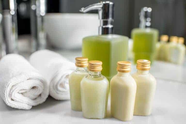 Shampoo sin sulfatos