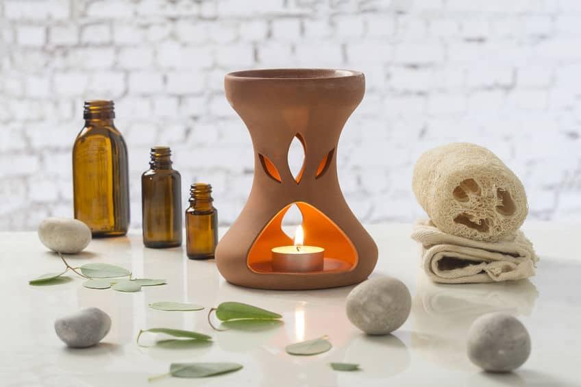 Equipo para aromaterapia