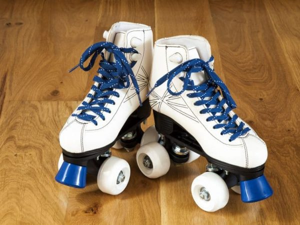 Los patines de cuatro ruedas ofrecen al usuario una gran estabilidad a baja velocidad. (Fuente: Luisrsphoto: 20691914/ 123rf.com)