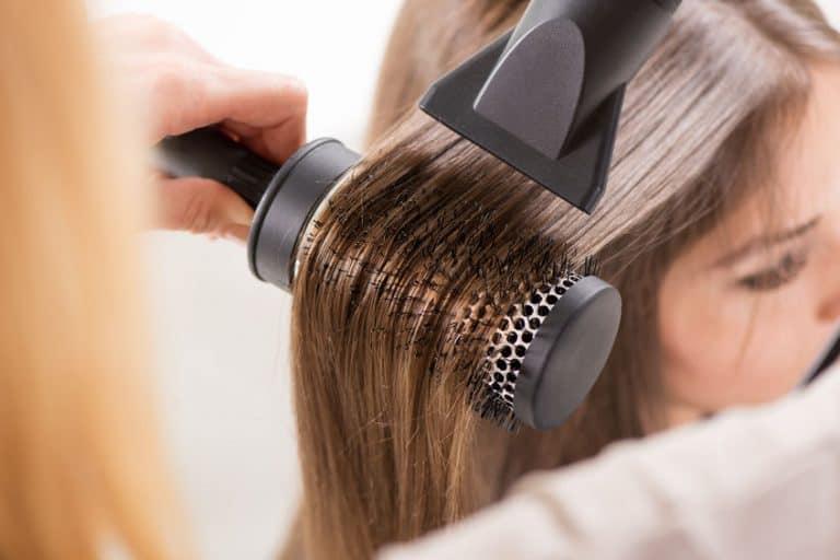 Secadora de cabello profesional
