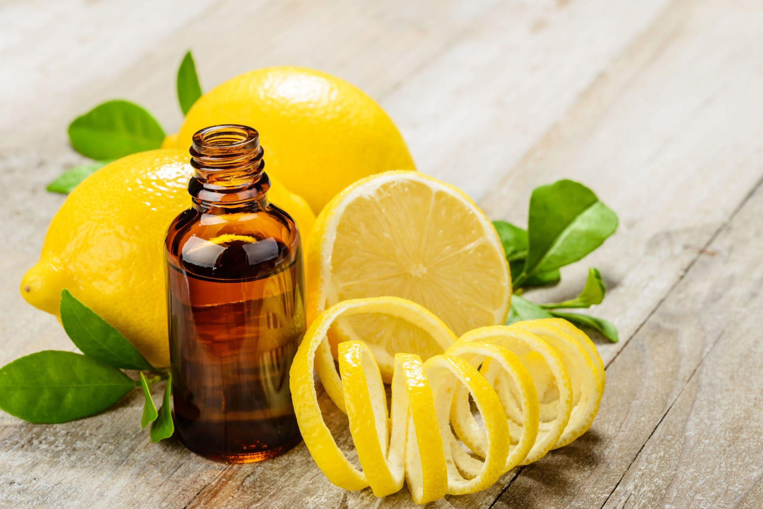 Aceite de limón: ¿Cuál es el mejor del 2020?