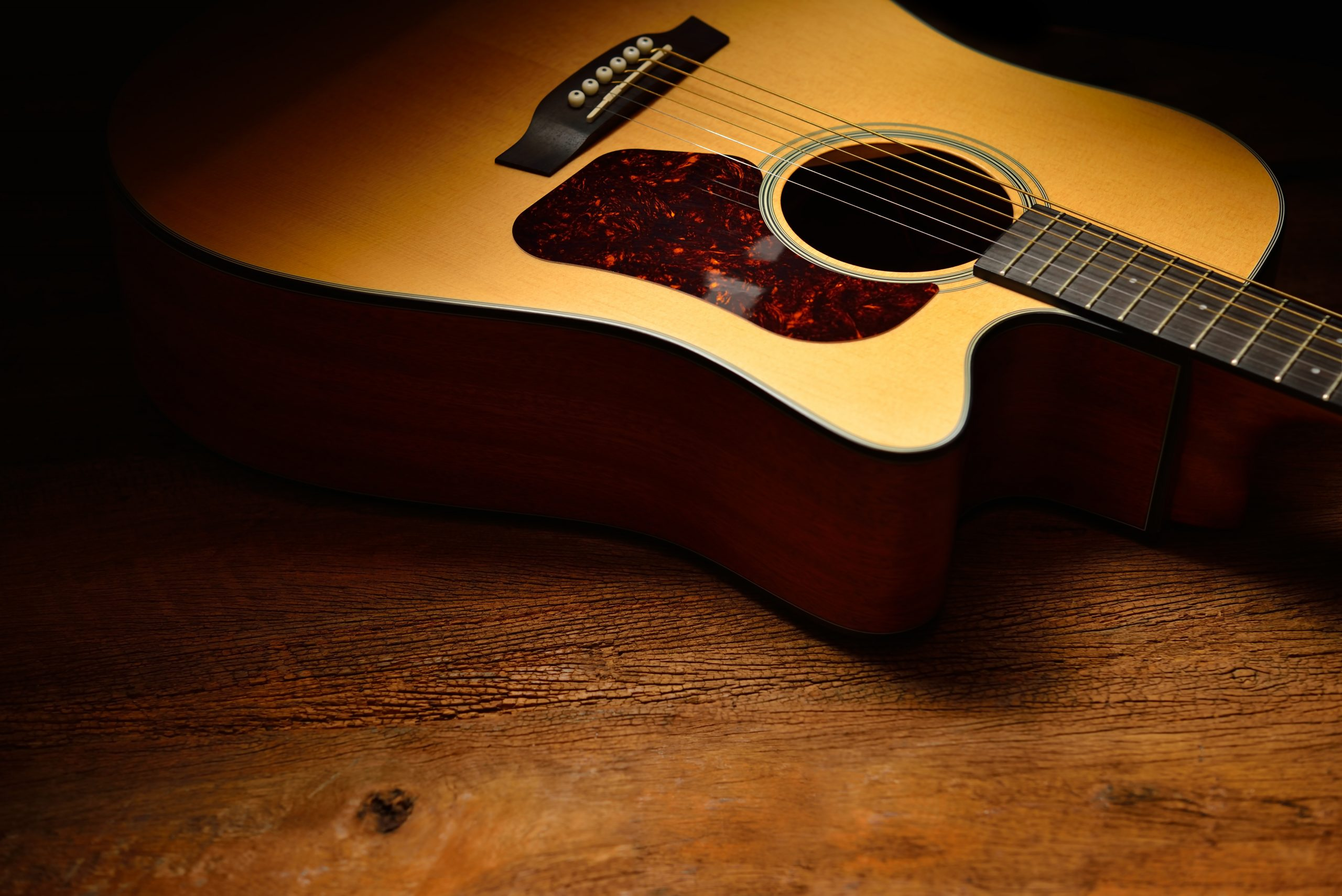 Guitarra acústica: ¿Cuál es la mejor del 2020?