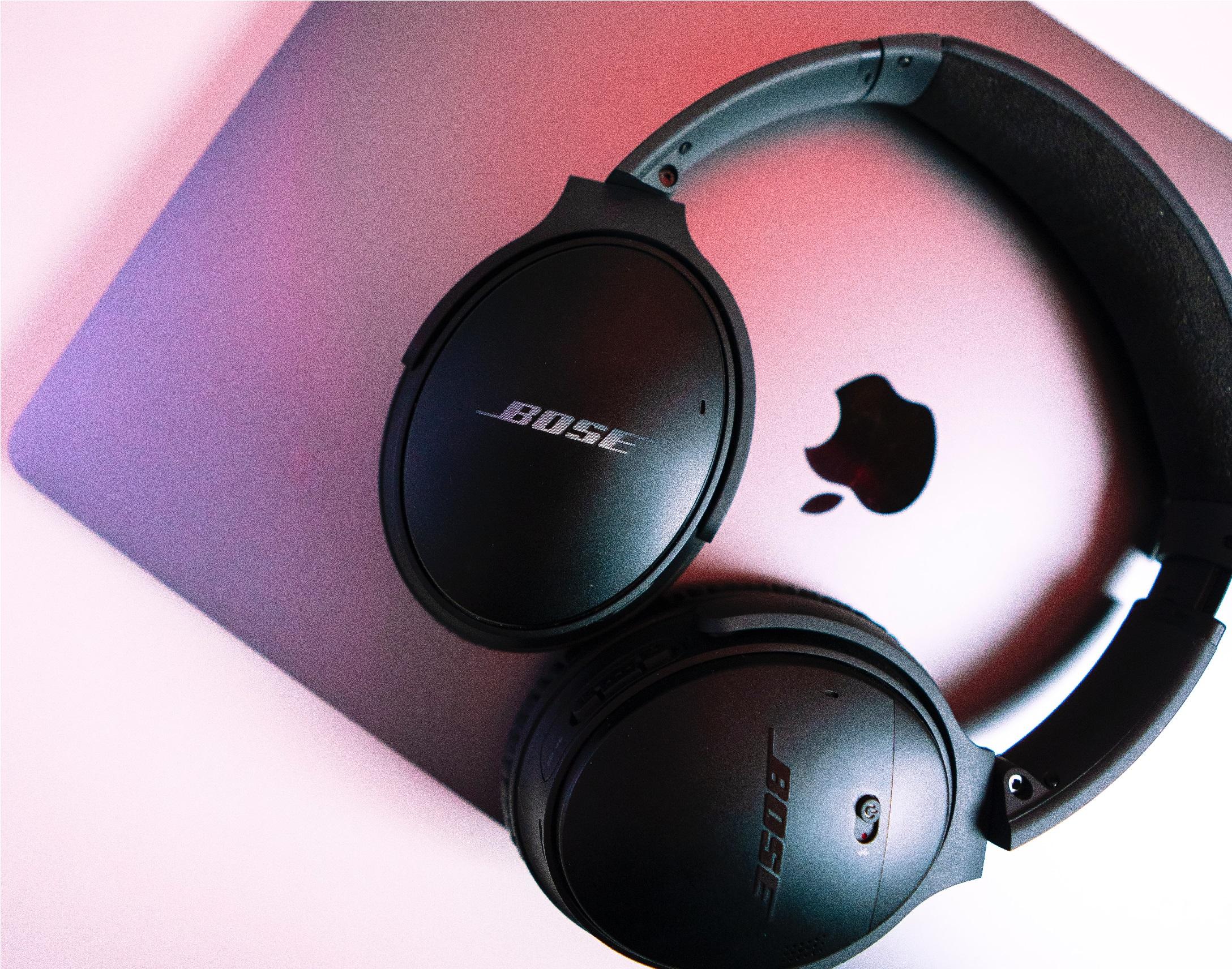 Headphones-Bose