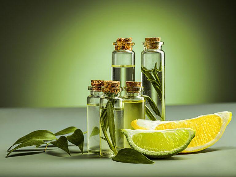 Aceites de limoncillo