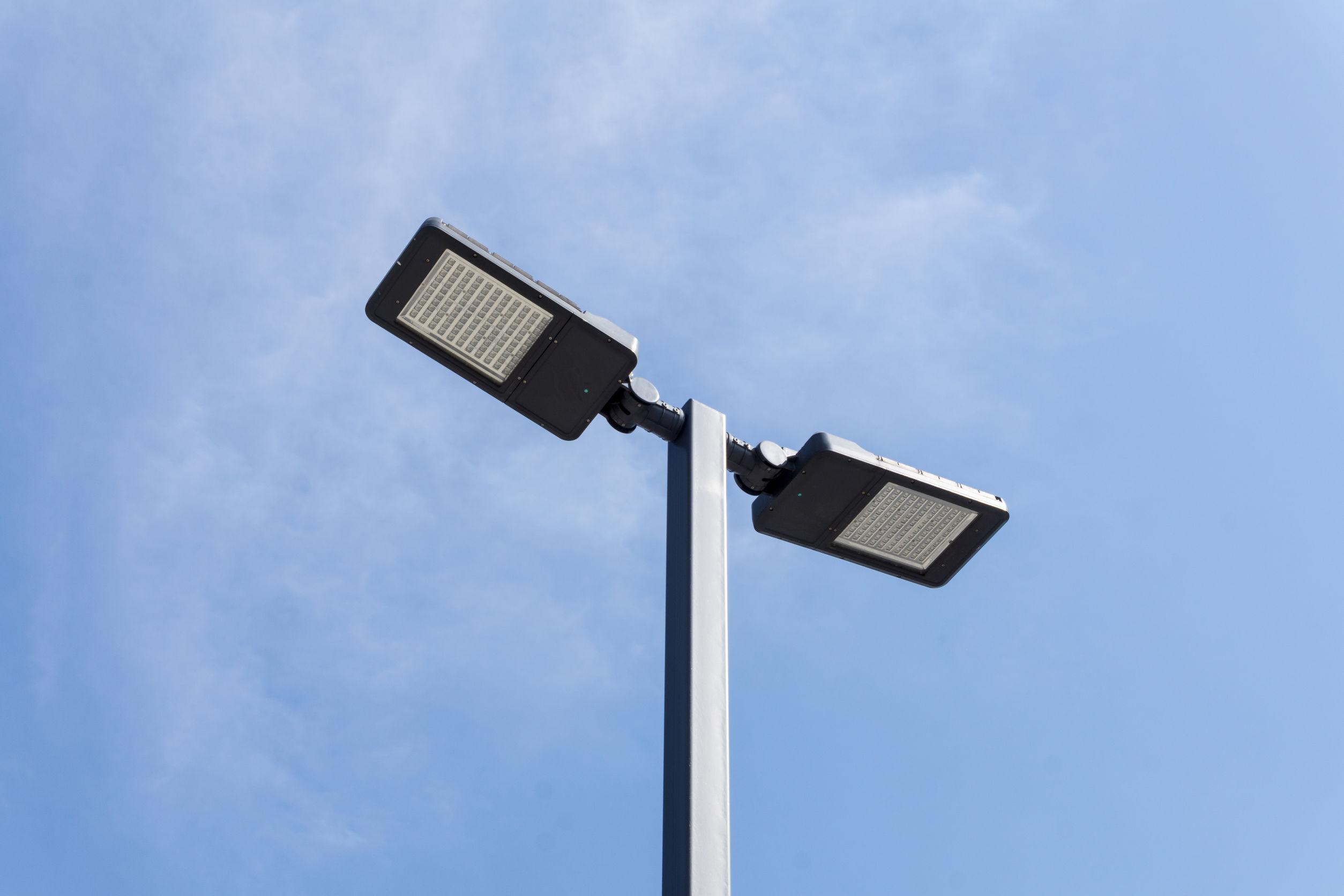 Lámparas solares