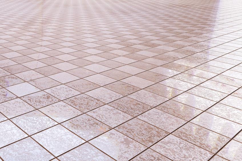 Imagen de piso recién pulido