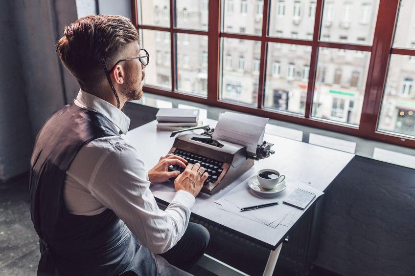 Maquina-de-escribir-antigua