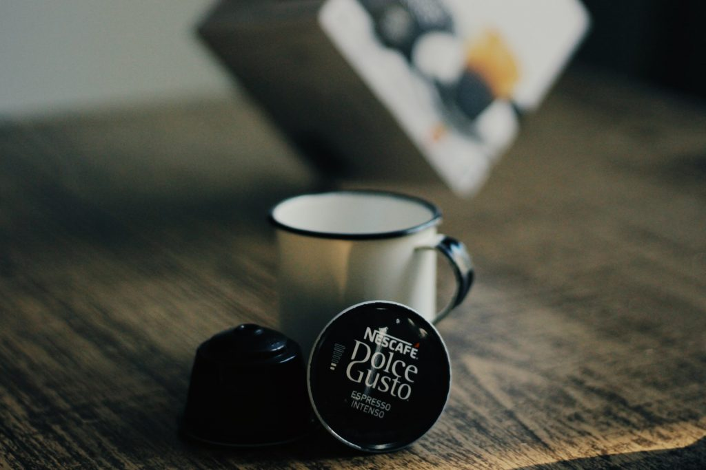 capsula de espresso