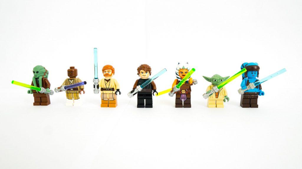 personajes starwars en lego