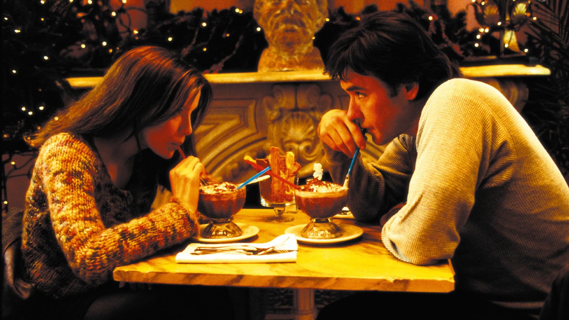 Escena de la película Serendepity