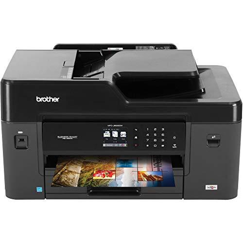 Brother MFC-J6530DW Impresora Multifuncional Inyección de Tinta (30000 páginas por mes, 1200 x 4800 DPI, 128 MB), color Negro, 2.6