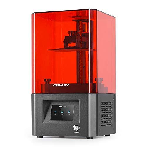 Creality LD-002H - Impresora 3D de resina con pantalla LCD monocromática de 6,08 pulgadas y fuente de luz avanzada, tamaño de impresión grande 5.1 x 3.2 x 6.3 pulgadas