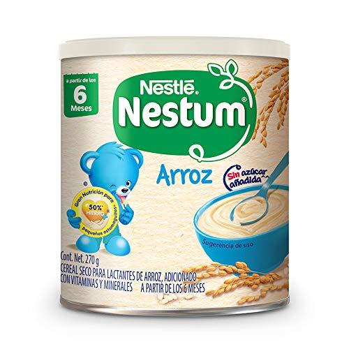 Nestum, Cereal NESTUM Etapa 1 Arroz 270g, 270 gr
