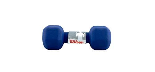 Mancuerna De Neopreno Wilson 10 LB Azul