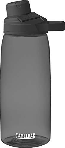 CamelBak Botella de Agua Chute mag, Charcoal, 1.5 L