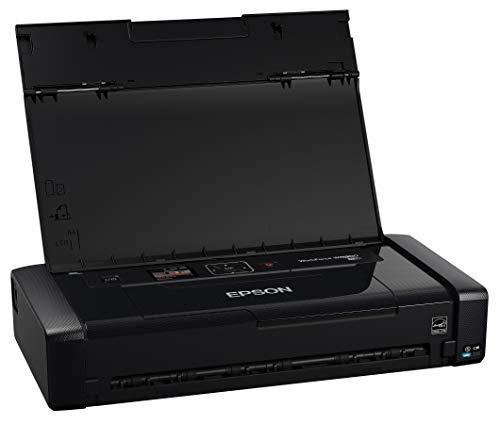 Epson Impresora Workforce WF-100 Portátil, con Wi-Fi