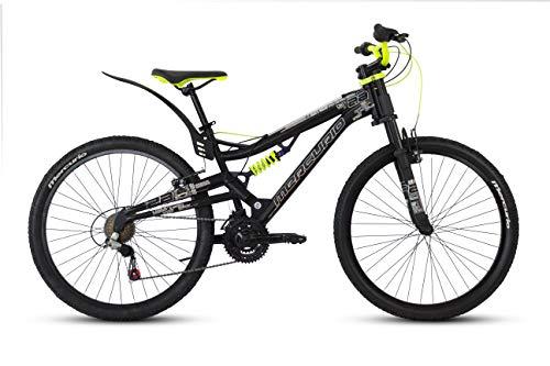 Mercurio Bicicleta Mtb Radar 26´´, Acero, 18 Velocidades, 2019, Unica, Azul/Verde