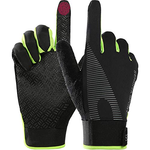 Lorpect Guantes de entrenamiento de agarre con protección completa de la palma de la mano, guantes de gimnasio, levantamiento de pesas, entrenamiento de fitness, ejercicio, yoga, golf