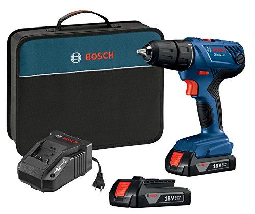 Bosch GSR18V-190B22 18 V Compact 1/2