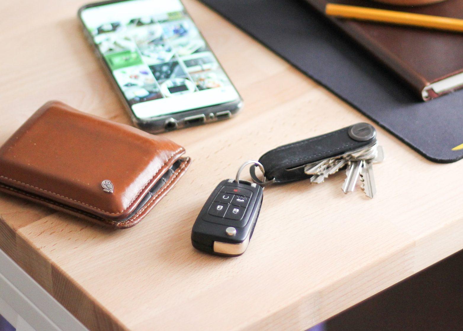 llaves de auto