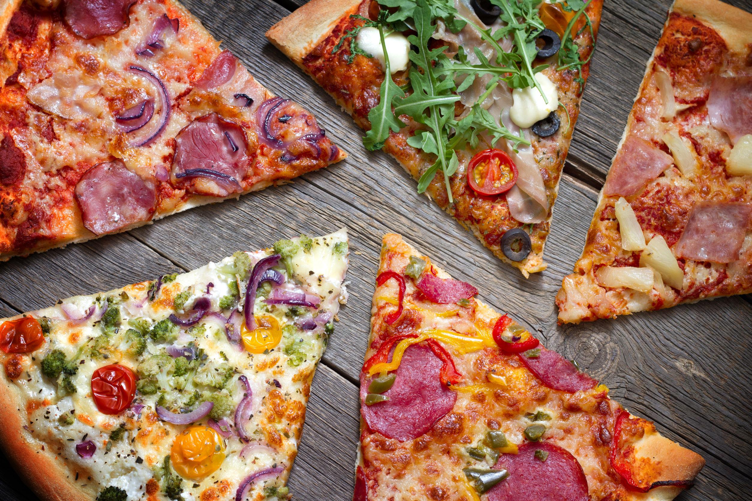 Hornos para pizza