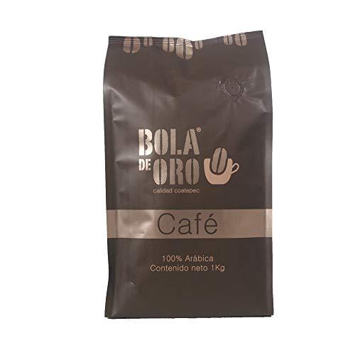 Bola de Oro Café Molido, Gourmet - 1 kg