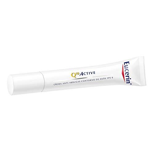 Eucerin Crema Contorno de Ojos Antiarrugas, Q10, 15 ml
