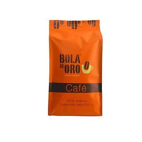 Bola de Oro Café Molido, Exportacion - 500 g