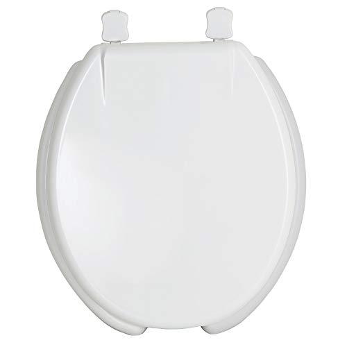 Foset AWC-35B, Asiento económico para WC, 35 cm, blanco