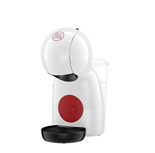 Nescafé Dolce Gusto Piccolo Xs Blanca,Máquina de Café Automática, Cafetera y Sistema Multibebidas.