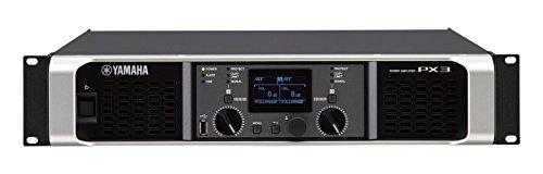Yamaha PX3 Dual Channel 2x500W Amplificador de potencia ligero con DSP