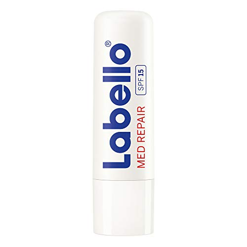 Labello Bálsamo Labial Humectante Fps 15 Med Repair , 4.5g