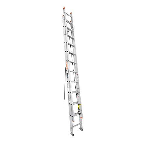 Truper ESE-20, Escalera de extensión, tipo III, 20 peldaños