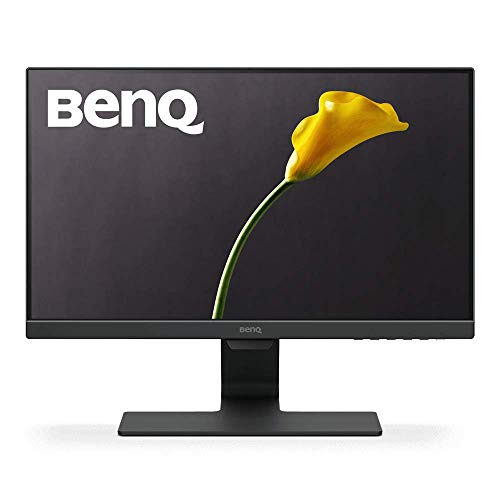 BenQ GW2280 Monitor, 21.5'' LCD Full HD, 1920 x 1080, 16:9, 2 HDMI, 0 USB