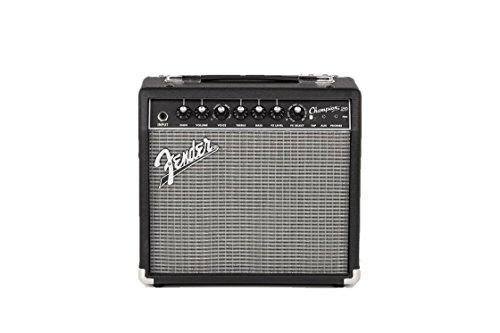 Fender Champion 20 - 20-Watt, Amplificador de Guitarra Eléctrica