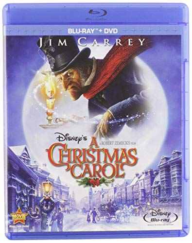 Disney's A Christmas Carol (Two-Disc Blu-ray/DVD Combo) [Importado]