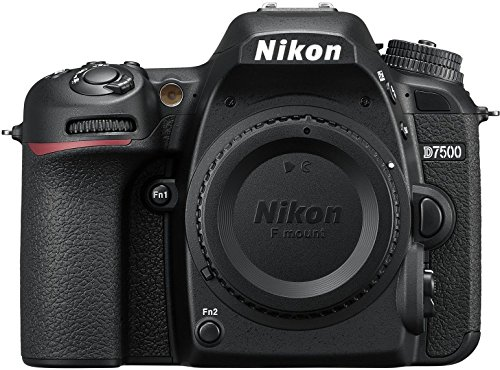 Nikon Cámara Reflex D7500 formato-DX digital SLR carcasa