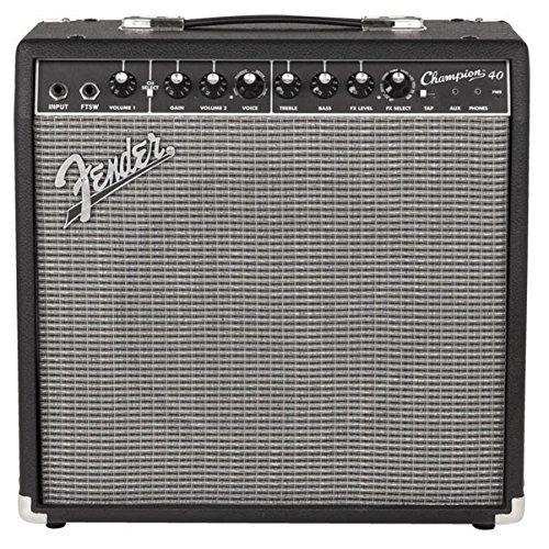 Fender 2330300000 Combo Guitarra Eléctrica 2330300000 Champion 40 120V