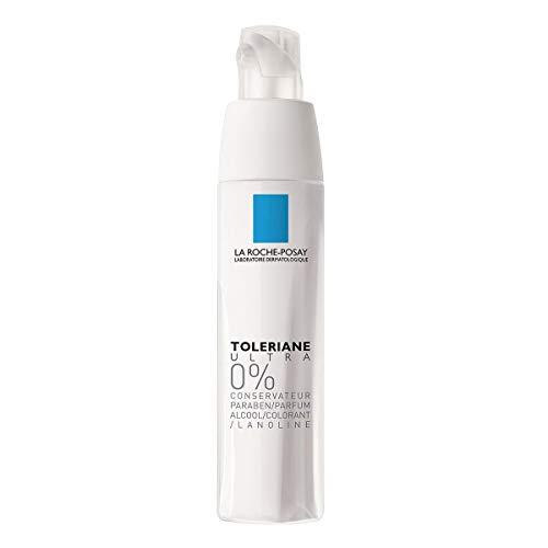 La Roche Posay Toleriane Ultra Crema, Crema Hidratante Facial para Piel Sensible y Alergica, 40ml