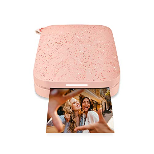 HP Sprocket Portable Photo Printer (2nd Edition) – Instantly print 2x3