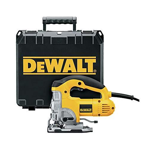DEWALT DW331K Sierra Caladora VV 780W, color,, pack of/paquete de 5