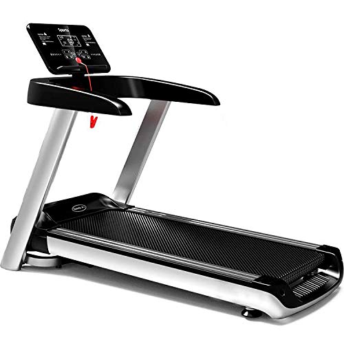 CENTURFIT Caminadora Electrica 2 HP Bluetooth + App 12 Programas Pantalla LCD Caminadora Plegable Treadmill Corredora Electrica Velocidad 1 a 12.8 km/h