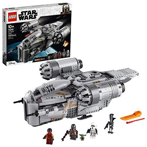 LEGO Kit de construcción Star Wars: The Mandalorian 75292 The Razor Crest™ (1023 Piezas)