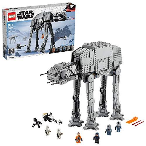 LEGO Kit de construcción Star Wars™ 75288 AT-AT™, emocionante Set Que fomenta el Juego Creativo (1267 Piezas)