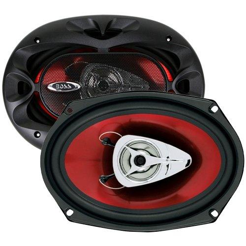 Boss Audio CH6920 Chaos Exxtreme 350-watt 2 Way Auto 6